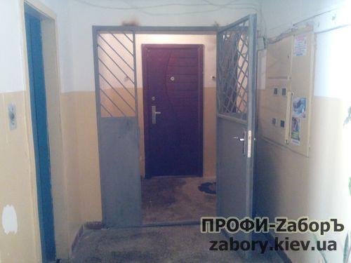 входные металлические двери Киев цены